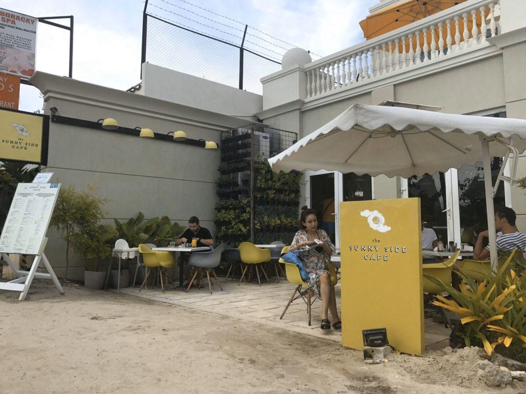 サニーサイドカフェ